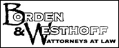 Borden & Westhoff, Attorneys at Law